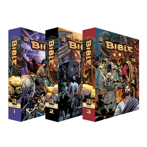 Kingstone Bible Trilogy