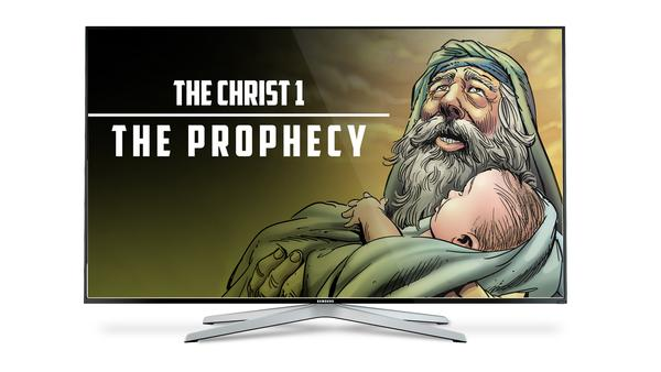The Christ 1 - The Prophecy - Animated Comic