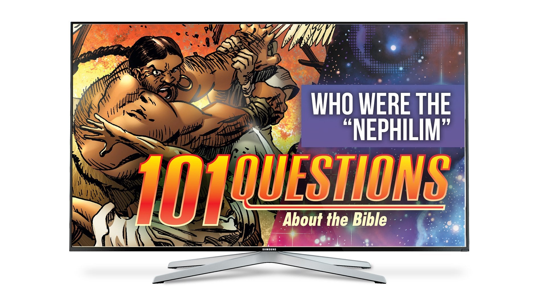 "101 Questions: #8 Who Were the ""Nephilim""?"
