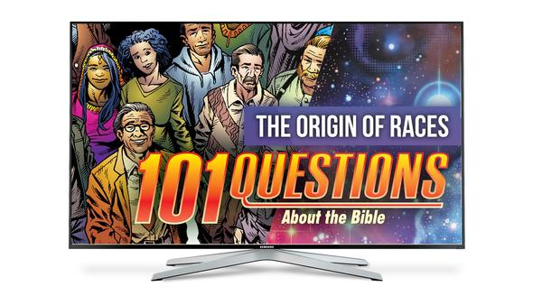 101 Questions: #1 Origin of the Races