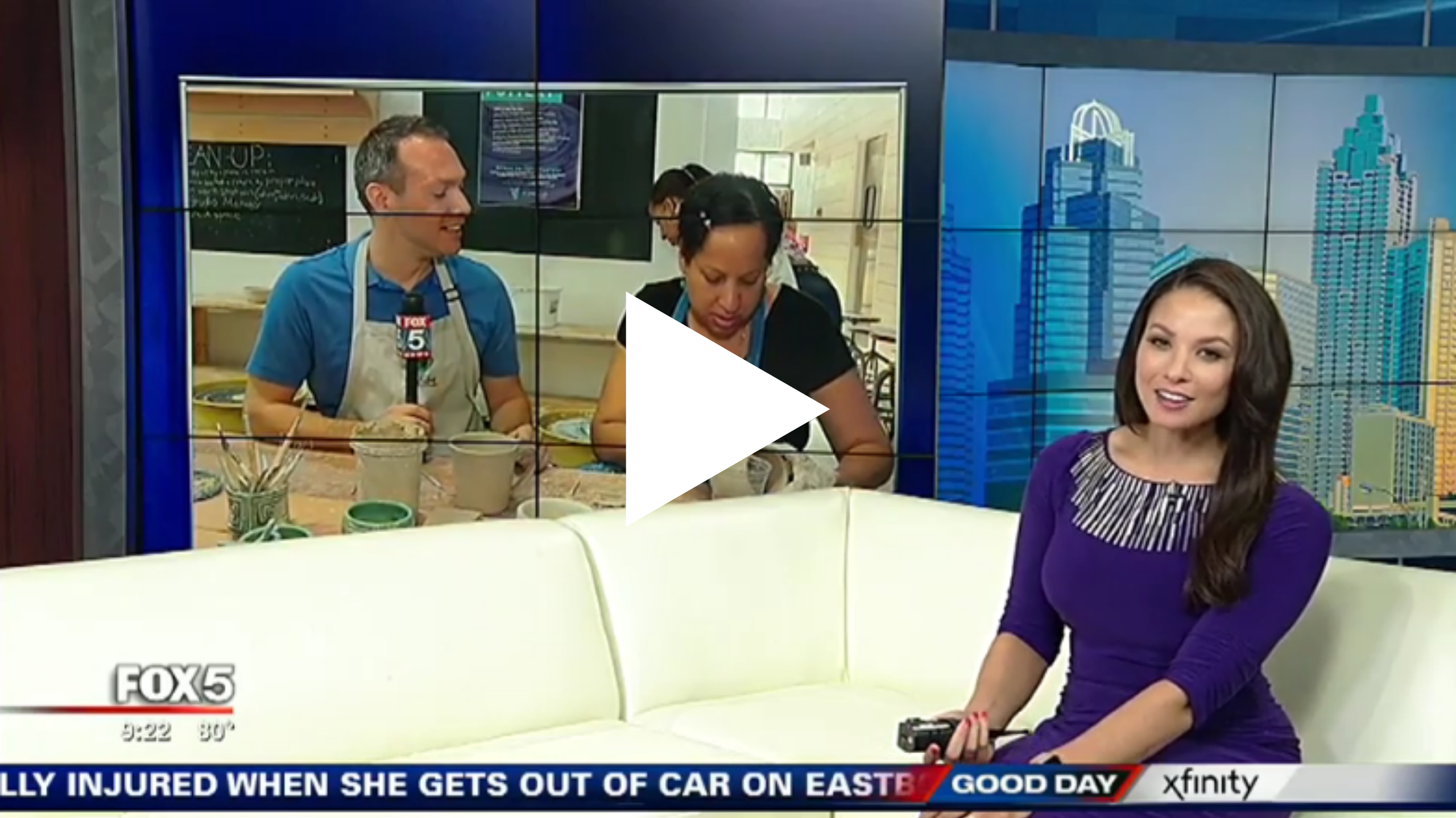 Did You See A C  Studios On Fox 5 Good Day Atlanta