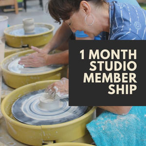 1 MONTH STUDIO MEMBERSHIP