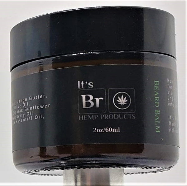 Beard Balm - It's Bro Hemp Products