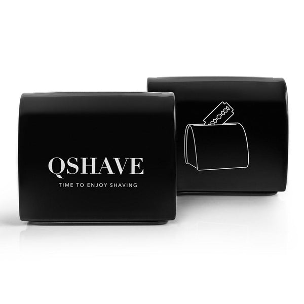 Qshave Razor Disposal Box