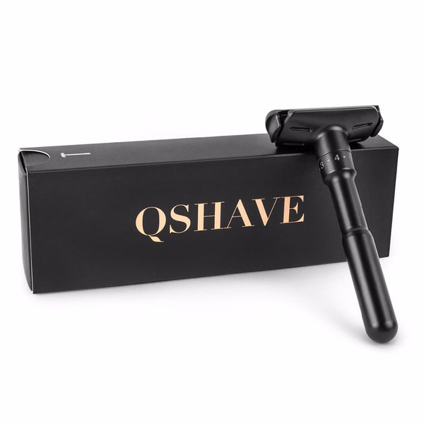 Qshave Safety Razor With Box