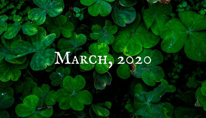 March 2020!