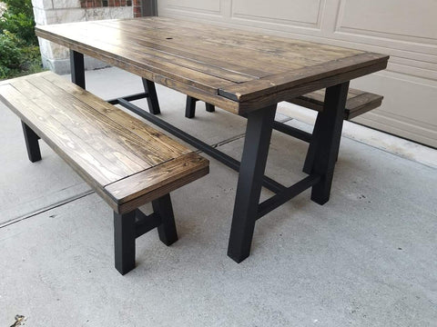 Picnic Table Side