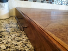 Load image into Gallery viewer, Walnut Stovetop Cover