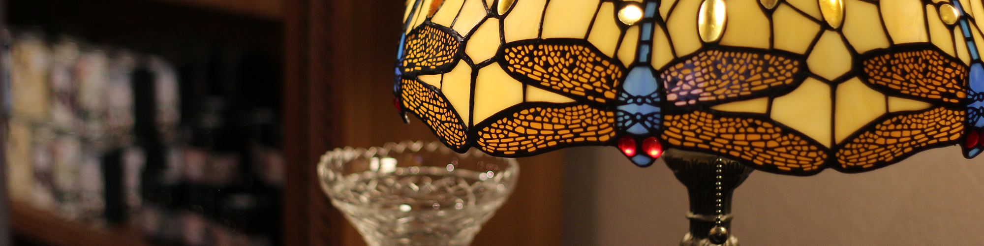 Ganz Klasse - Dale Tiffany Glass