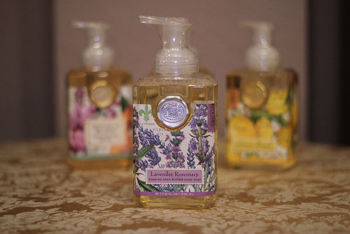 Michel Design Works Foaming Hand Soap Collection