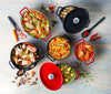 Cast-iron-casseroles