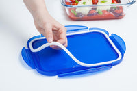 Cook & Go Glass Rectangular dish with lid