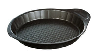 asimetriA Metal Easy-grip Flan pan