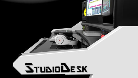 Beat desk Black Limited edition Studio Workstation