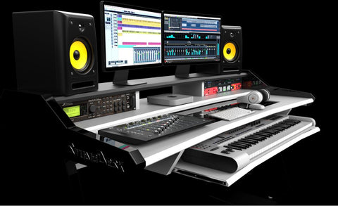 Beat desk studio workstation for music producers Limited edition