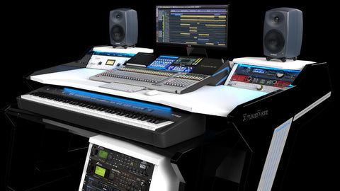 Commander V2 Studio Desk best workstation on the market
