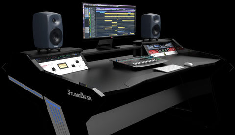Commander V2 Studio Desk workstation