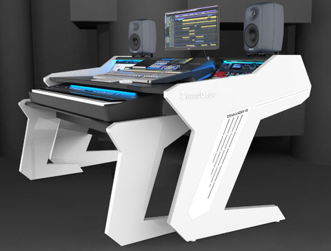 Commander V2 music workstation home recording desk