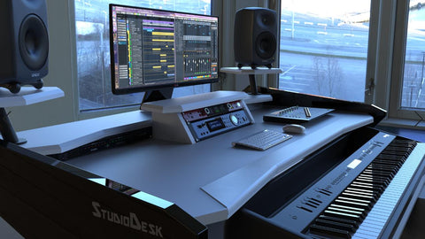 Enterprise Studio Desk workstation