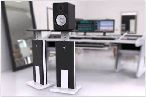 Speaker Stands Studio Desk PRO TOWER