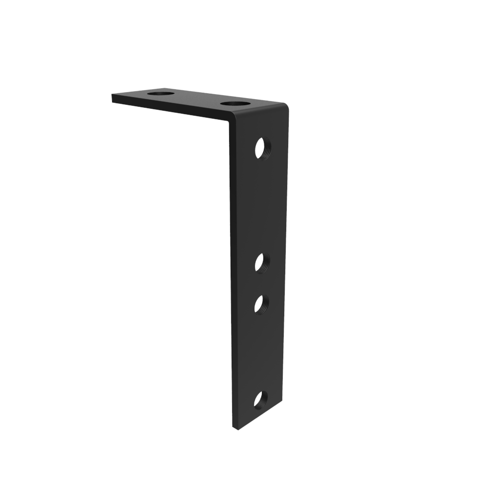 2U Rack-mount rails for Xtreme Desk