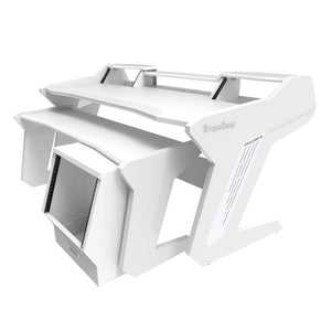 Commander V2 Workstation Full Set All White