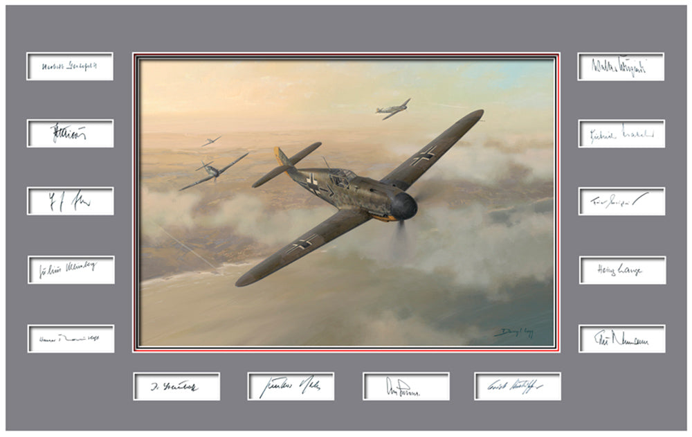 Abbeville Boys JG26 - Luftwaffe Trilogy by Darry Legg