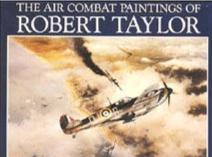 Air Combat Painting Book - Volume 4 - by Robert Taylor - Aviation Art