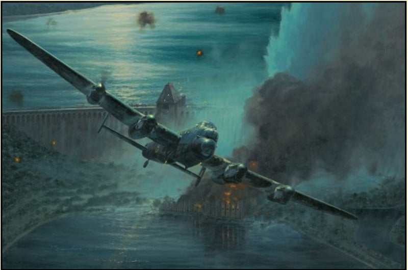 Coup De Grâce by Anthony Saunders - Aviation Art