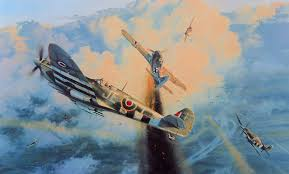 Battle Of Britain VC by Robert Taylor - Aviation Art