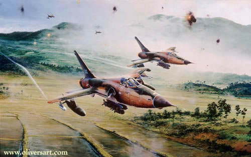 Rolling Thunder by Robert Taylor -  Aviation Art