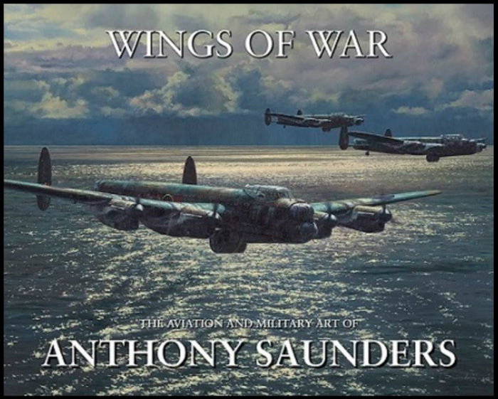 Wings of War  by Anthony Saunders - Aviation Art