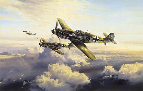 Air Superiority by Robert Taylor - Aviation Art