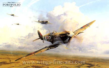 Air Armada by Robert Taylor - Aviation Art