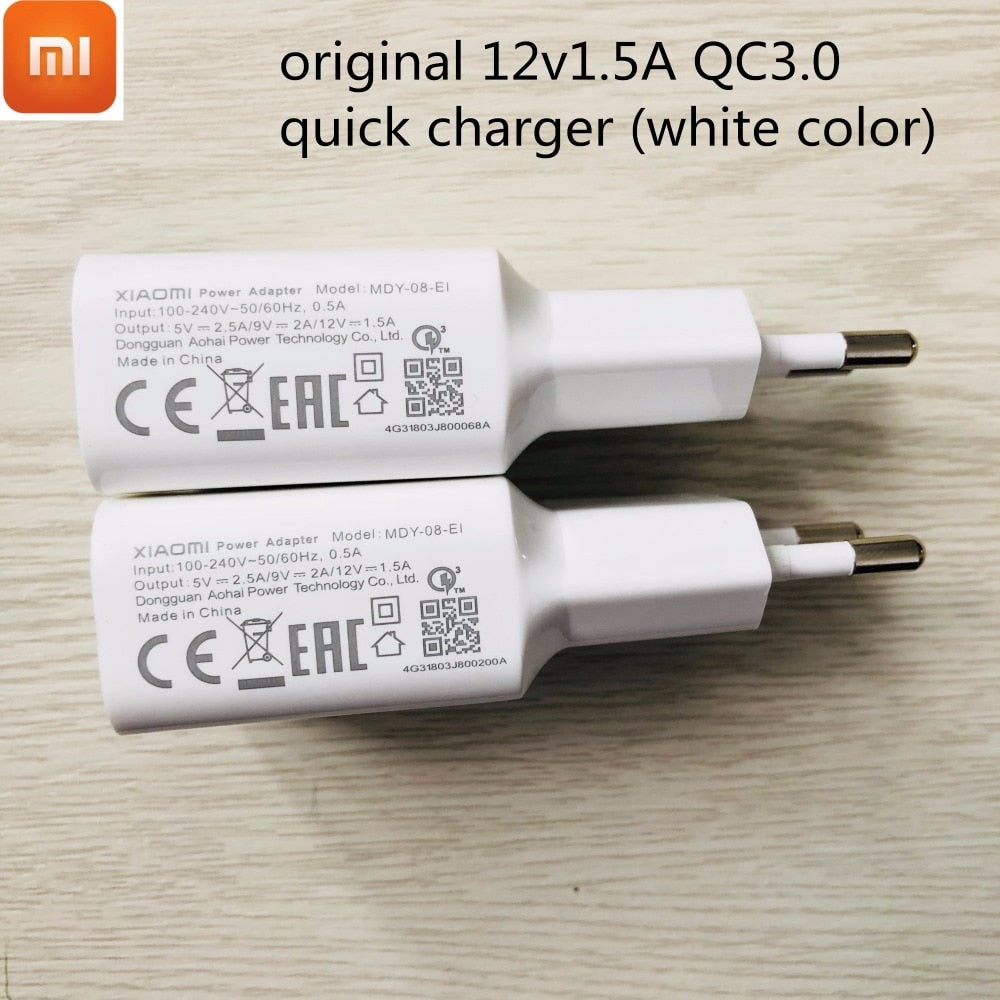 Universal Usb Phone Charger Plug Travel Wall Fast Adapter Original Kabel Data Xiaomi Micro Redmi 2 3 4 Note Qc30 For Mi A1 8 8se 6 6x 5 5c 5a 5s