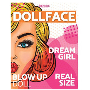 Doll Face Female Sex Doll