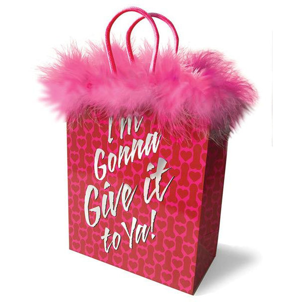 I'm Gonna Give It To Ya! Gift Bag