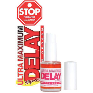 Stop Ultra Maximum Delay Spray - 1.5 Oz