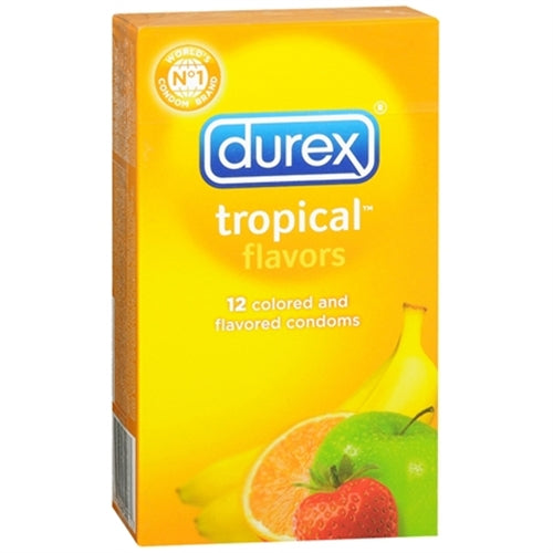 Durex Tropical - 12 Pack