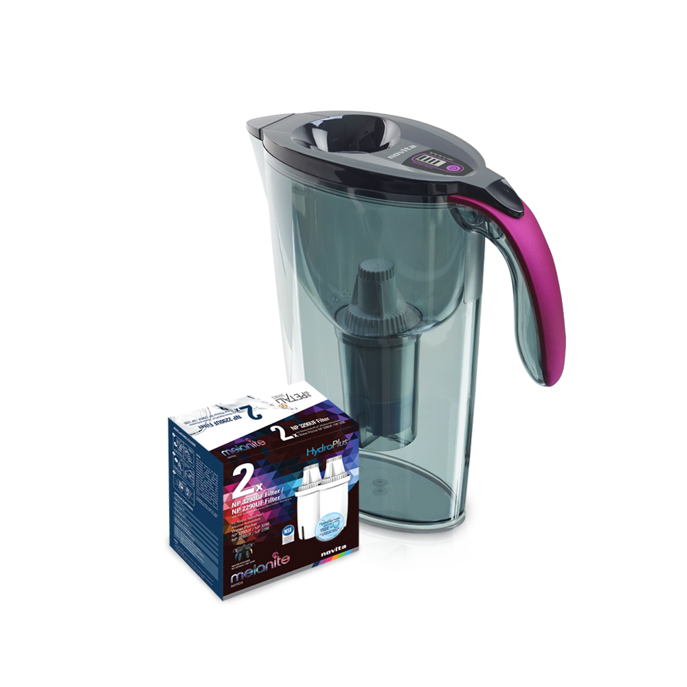 HydroPlus® Water Pitcher NP3290UF [Bundle Deal]