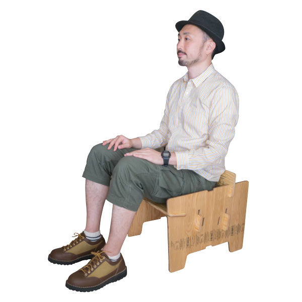 YOKA PANEL CHAIR