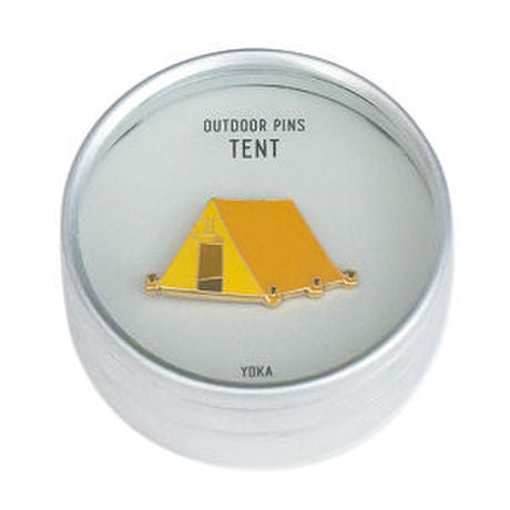 YOKA OUTDOOR PINS- TENT