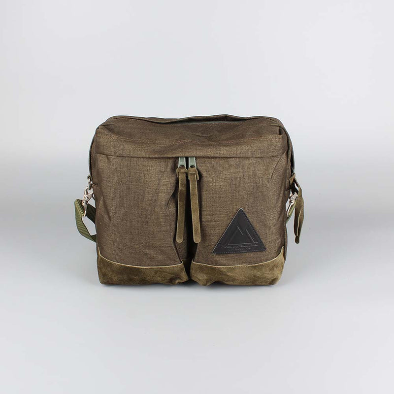 ANONYM CRAFTSMAN DESIGN 3H SHOULDER BAG