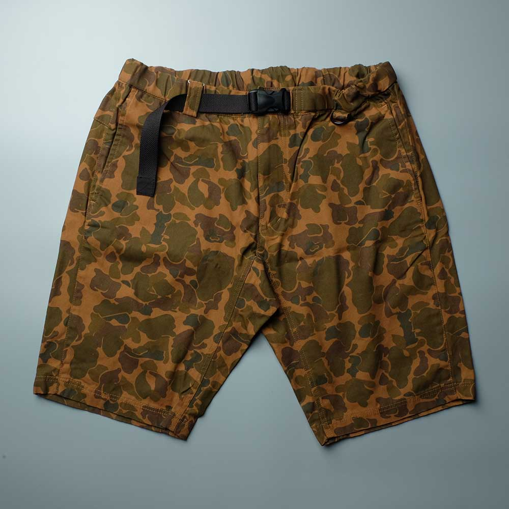 MT. RAINIER DESIGN Camouflage Climbing Shorts
