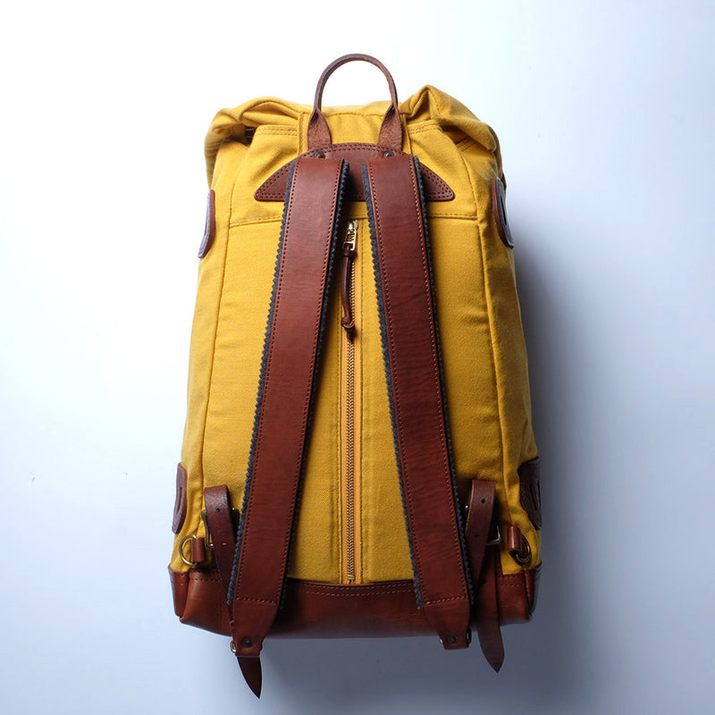 Vasco Nyloncross X Leather Old Backpack
