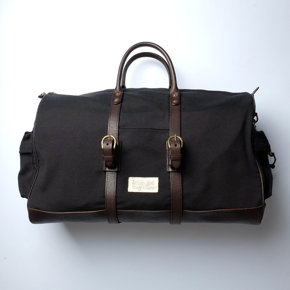 Vasco Nyloncross X Leather Old Boston Bag