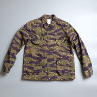 SOULIVE Reconstruction Military Jacket