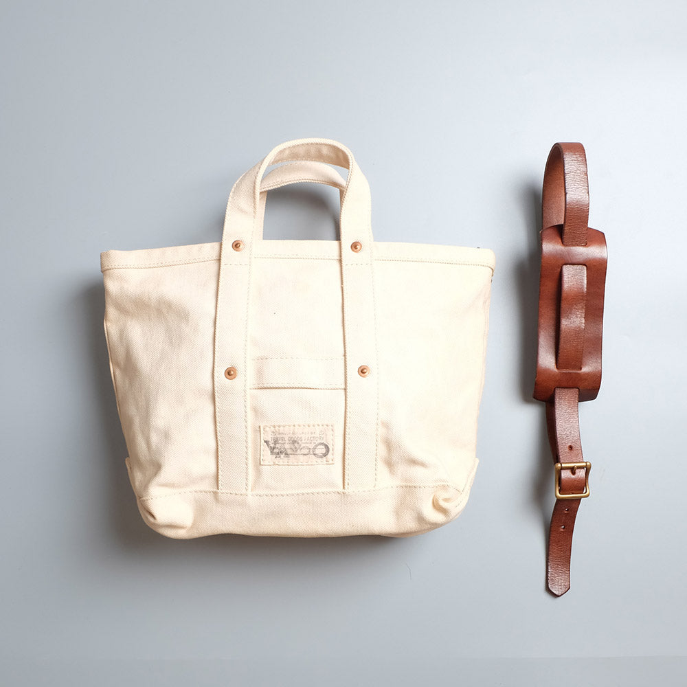 Vasco Canvas Leather Tool Bag