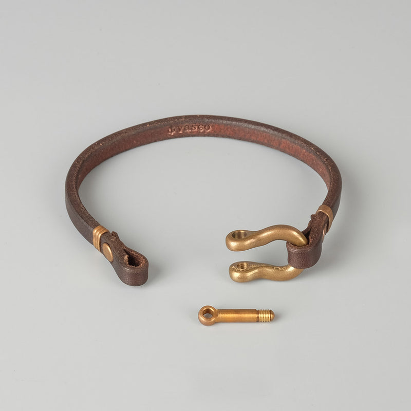 Vasco Leather Voyage Bracelet