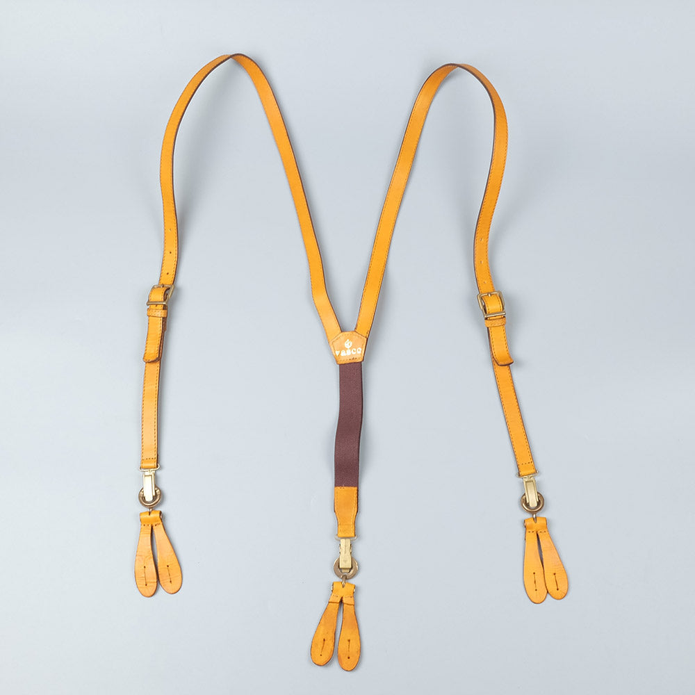 Vasco Leather Suspender